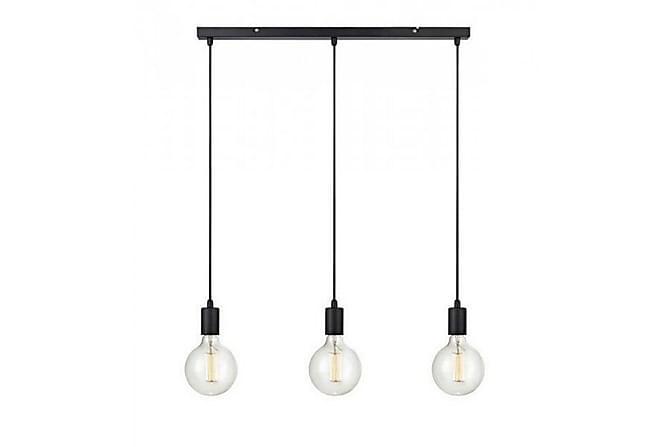 Sky Taklampe 3L Svart - Markslöjd - Belysning - Innendørsbelysning & Lamper - Taklampe