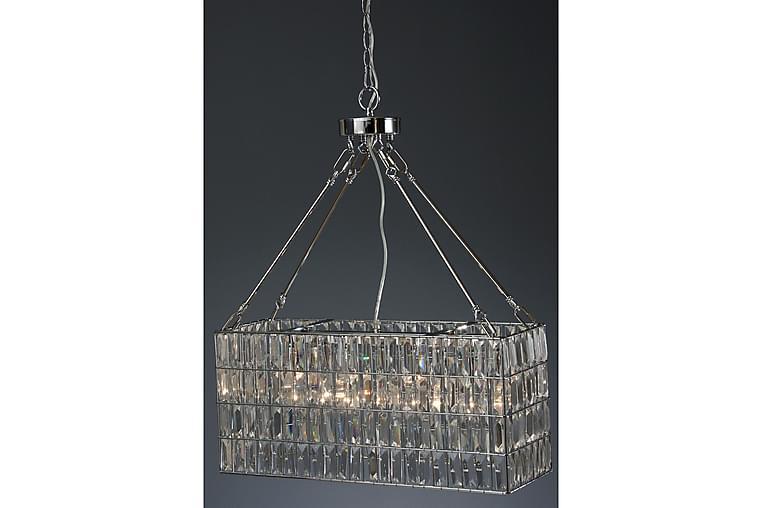 Valentina Taklampe 4 Lys Krom/Transparent - AG Home & Light - Belysning - Innendørsbelysning & Lamper - Taklampe