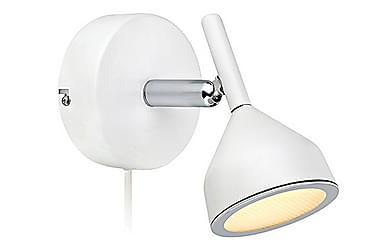 Bell Vegglampe Hvit