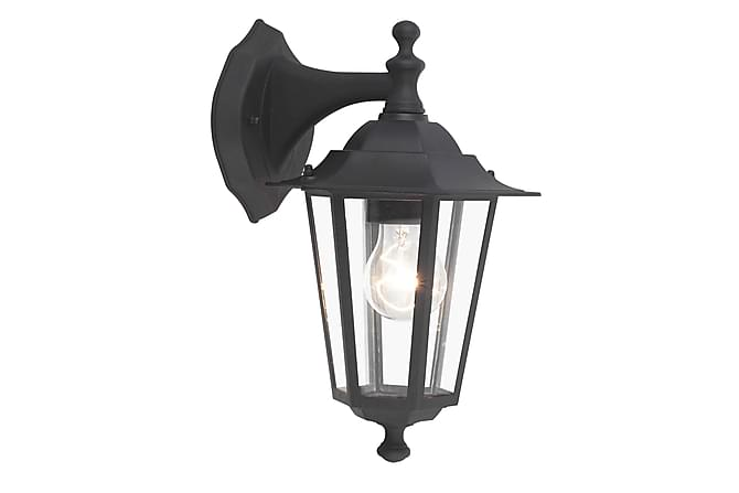 Chrizanne Vegglampe Hengende Dimbar - Svart - Belysning - Innendørsbelysning & Lamper - Vegglampe