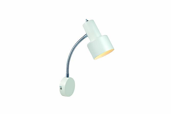 Glommen Vegglampe Hvit - Markslöjd - Belysning - Innendørsbelysning & Lamper - Vegglampe