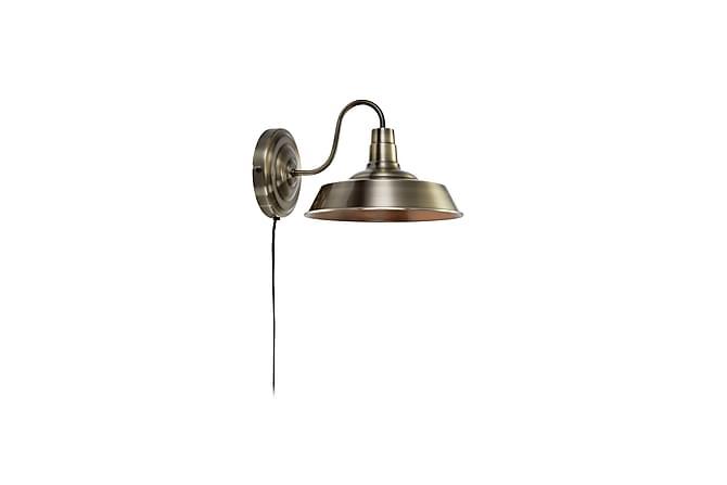 Markslöjd Grimsby Vegglampe - Antikk - Belysning - Innendørsbelysning & Lamper - Vegglampe