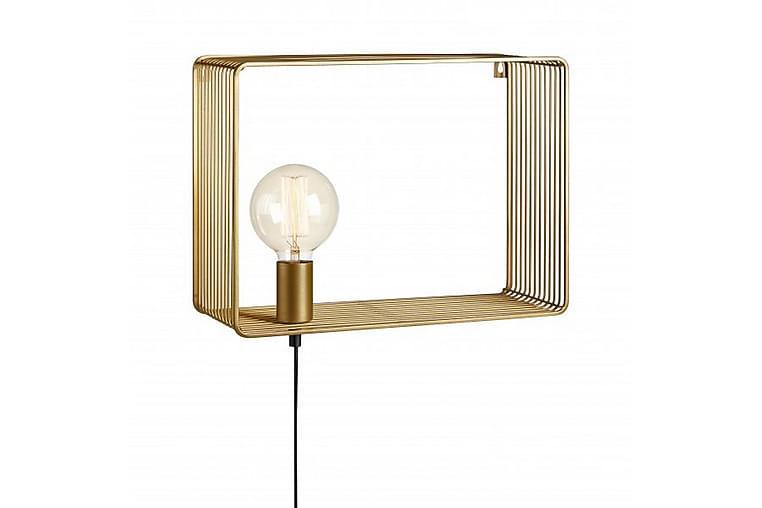 Markslöjd Shelf Vegglampe - Belysning - Innendørsbelysning & Lamper - Vegglampe