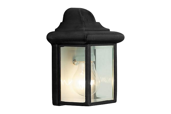 Nerthus Vegglampe Dimbar 14,5 cm - Svart - Belysning - Innendørsbelysning & Lamper - Vegglampe