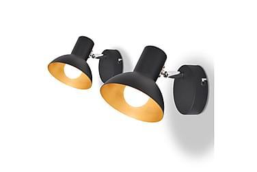 Seimetz Vegglampe 2-pk