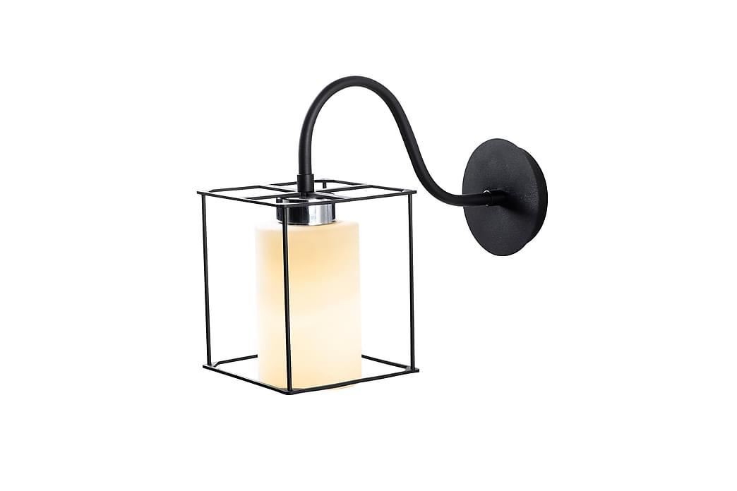 Sheen Vegglampe - Svart - Belysning - Innendørsbelysning & Lamper - Vegglampe