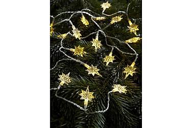 Stjerne Lyslenke LED 20L