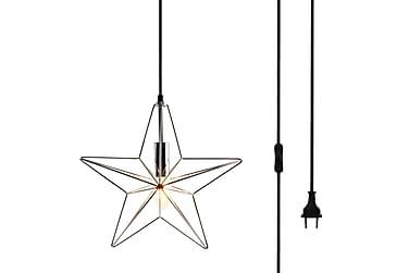 Havsö Vinduslampe Metallstjerne