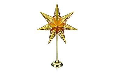 Vallby Bordstjerne 66 cm Gull