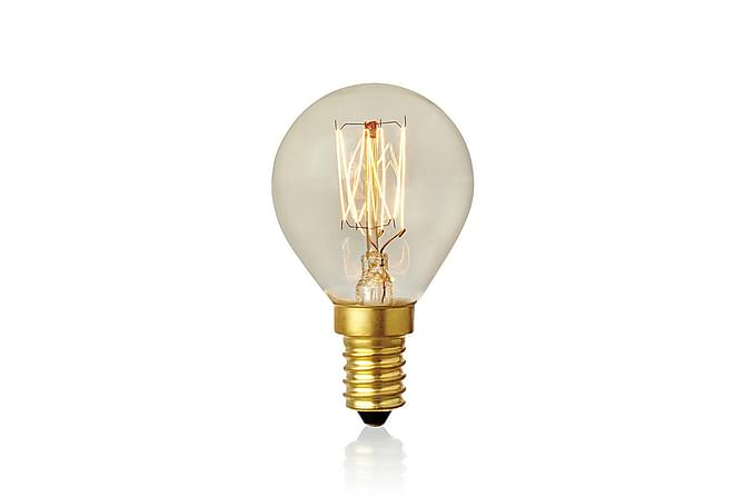 Carbon E14 Rund 15W - Belysning - Lyspærer & lyskilder - Lyspærer