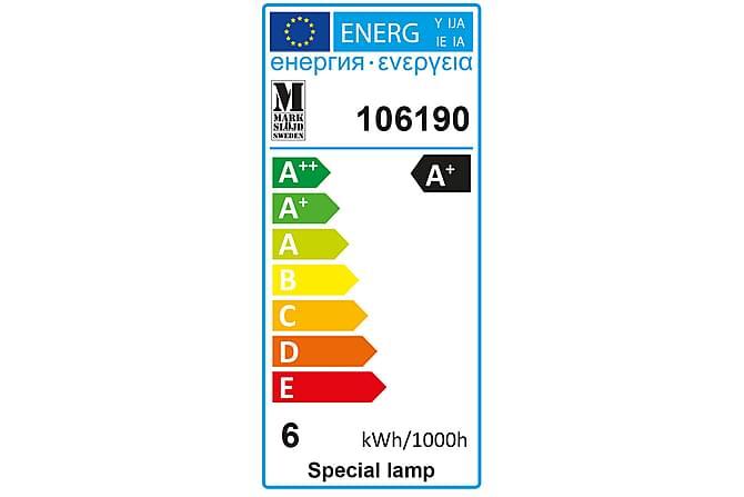 Cob GU10 6W Dimbar - Belysning - Lyspærer & lyskilder - LED-belysning