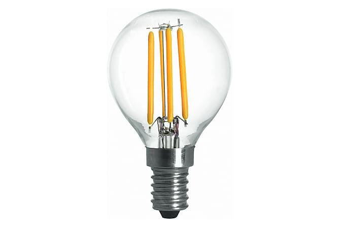 Kule LED-pære 1,8W E14 2700K Filament - Klar - Belysning - Lyspærer & lyskilder - LED-belysning