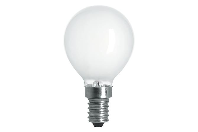Kule LED-pære 1,8W E14 2700K Filament - Opal - Belysning - Lyspærer & lyskilder - LED-belysning