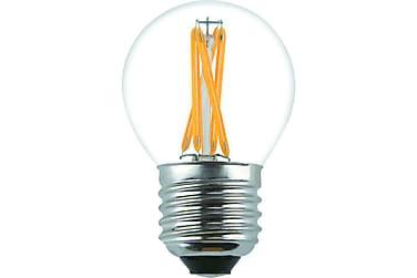 Kule LED-pære 1,8W E27 2700K Filament