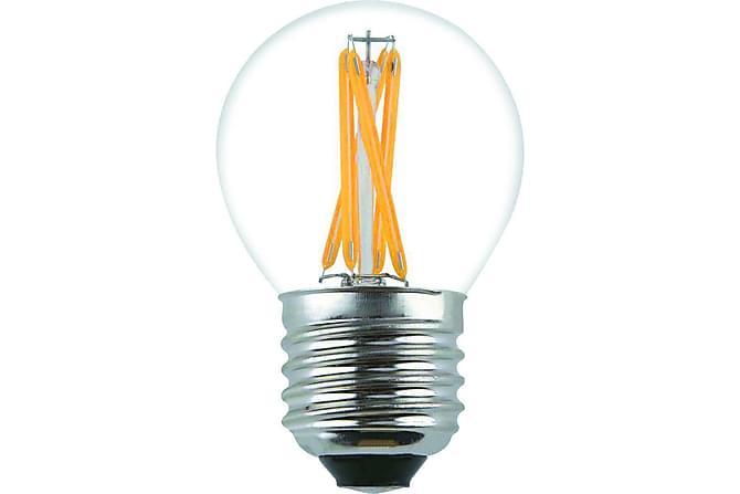 Kule LED-pære 1,8W E27 Filament - Klar - Belysning - Lyspærer & lyskilder - LED-belysning