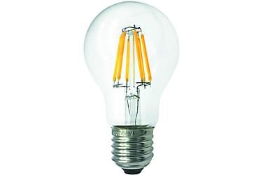 Normal LED-pære 3,6W E27 2700K Filament