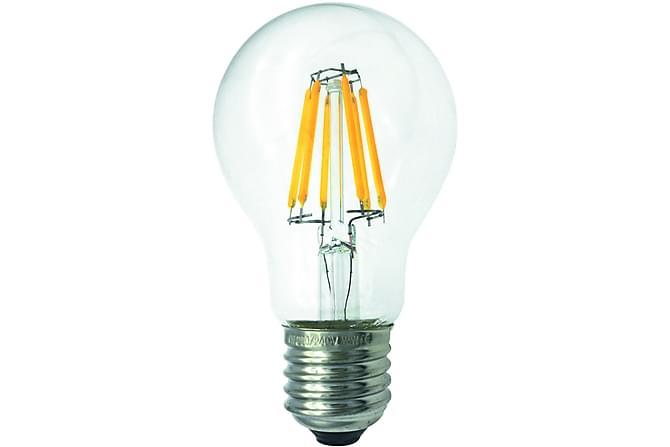 Normal LED-pære 3,6W E27 2700K Filament - Klar - Belysning - Lyspærer & lyskilder - LED-belysning