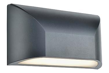 Nikos Vegglampe Mørkegrå