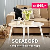 Sofabord