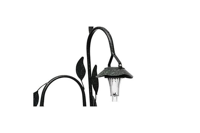 Plantekurver med LED-lys og solcellepanel - Hage - Blomsterpotter - Store blomsterkrukker