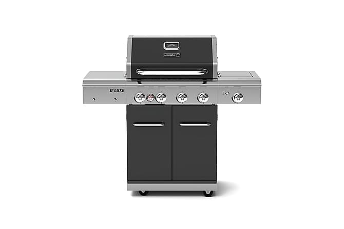 Gassgrill - 4B DeLuxe - Hage - Griller - Gassgrill