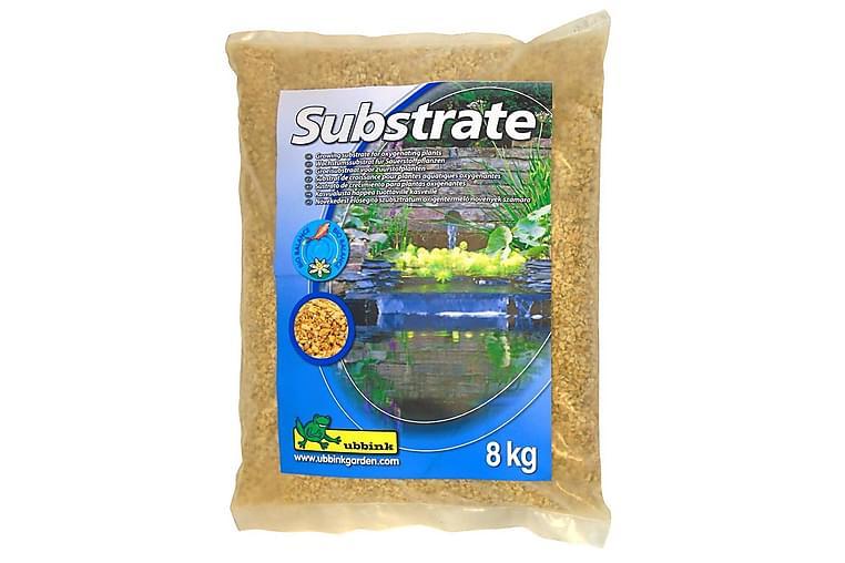 Ubbink Damsubstrat for oksygenerende planter 8 kg 1373103 - Hage - Hagedekorasjon & utemiljø - Dam & fontene