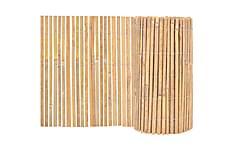 Hagegjerde bambus 1000x50 cm
