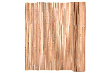 Bambusgjerde 150 x 400 cm
