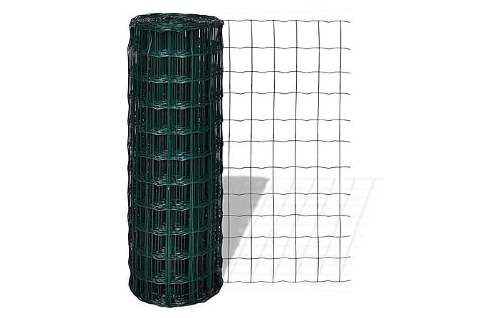 Gjerdenetting 10x1,7 m med 100x100 mm maske stål - Hage - Hagedekorasjon & utemiljø - Gjerder & Grinder