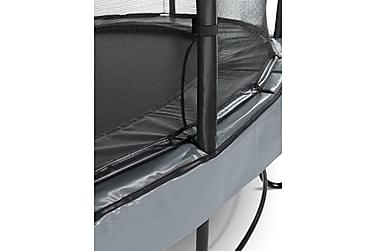 Exit Elegant Premium Trampoline med Nett Deluxe 251 Rund