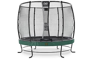 Exit Elegant Premium Trampoline med Nett Deluxe 305 Rund