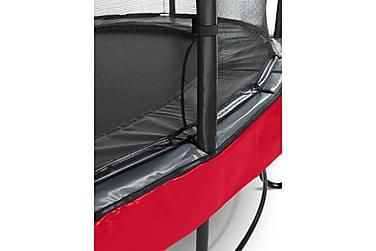 Exit Elegant Premium Trampoline med Nett Deluxe 366 Rund
