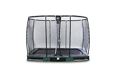 Exit Elegant Trampoline Premium 214x366+Sikkerhetsnett Delux