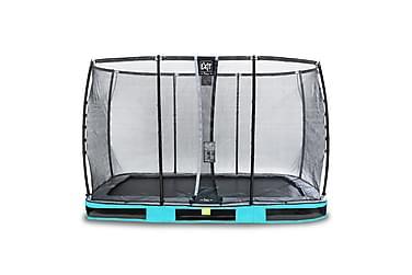 Exit Elegant Trampoline Premium 244x427+Sikkerhetsnett Delux