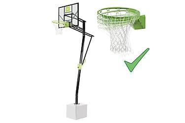 Exit Galaxy Basketkurv med Dunkering med Markfeste