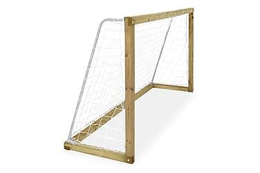 Fotballmål 240 cm med nett