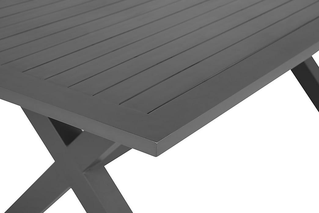 Cascais Hagebord 200 cm - Grå - Hagemøbler - Hagebord - Spisebord