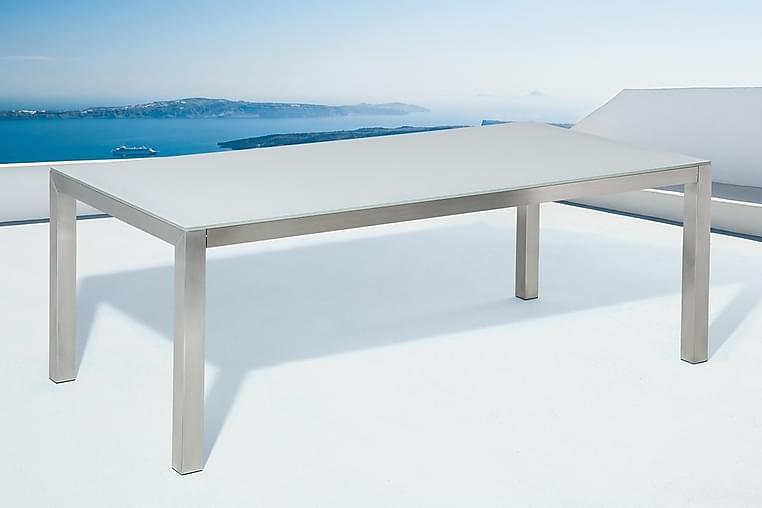 Grosseto Hagebord 180 cm - Hvit - Hagemøbler - Hagebord - Spisebord