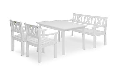 Hillerstorp Läckö Spisegruppe 80x135 + 2 Lenestoler + Sofa