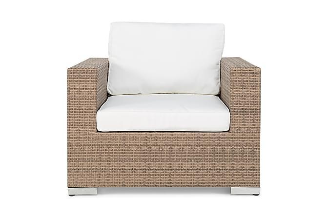 Bahamas Loungelenestol - Sand - Hagemøbler - Loungemøbler - Moduler