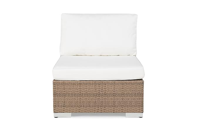Bahamas Midtmodul - Sand - Hagemøbler - Loungemøbler - Moduler