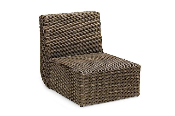 Monte Carlo Midtdel - Beige - Hagemøbler - Loungemøbler - Moduler