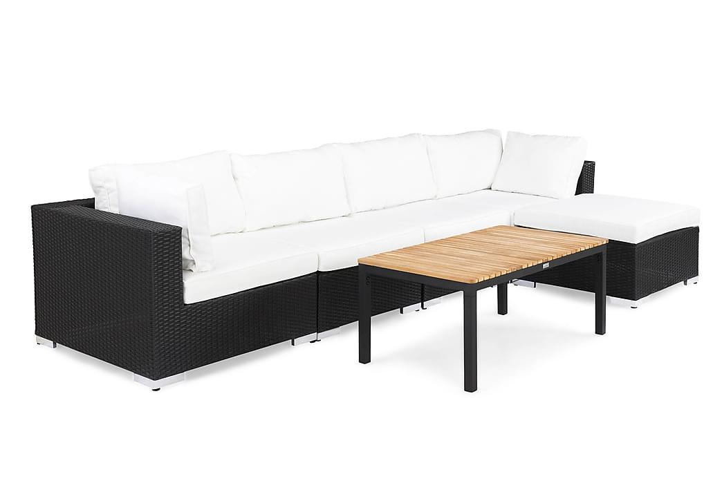 Bahamas 2hj,2m,1div,1bord - Kunstrotting - Hagemøbler - Loungemøbler - Loungegrupper