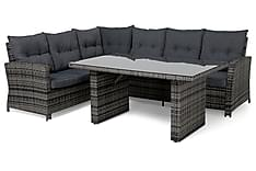 James Loungegruppe Bord Sofa Venstre
