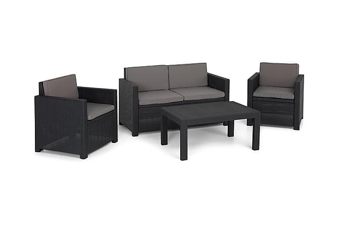 Venedig Sofaruppe - Hagemøbler - Loungemøbler - Sofagrupper (ute)