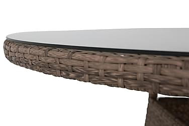 Thor Spisebord 140 cm Rundt