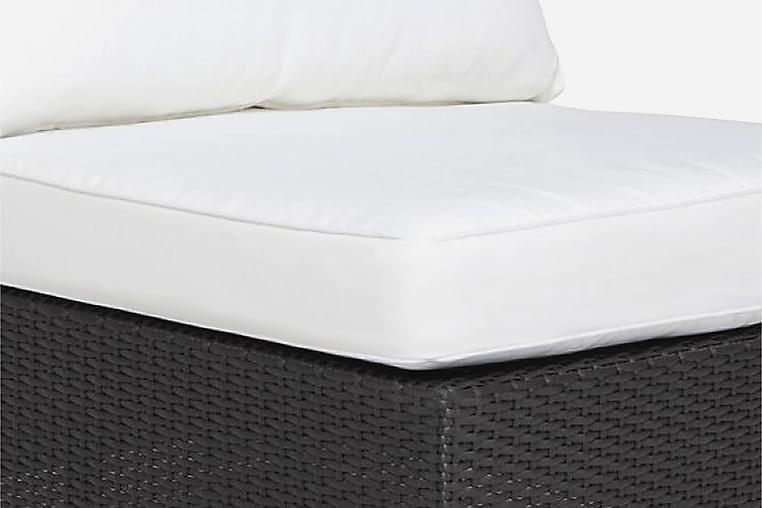 Komplett møbeltrekkpakke Hvit - Passer Gruppe 500555 - Hagemøbler - Puter - Utendørstrekk