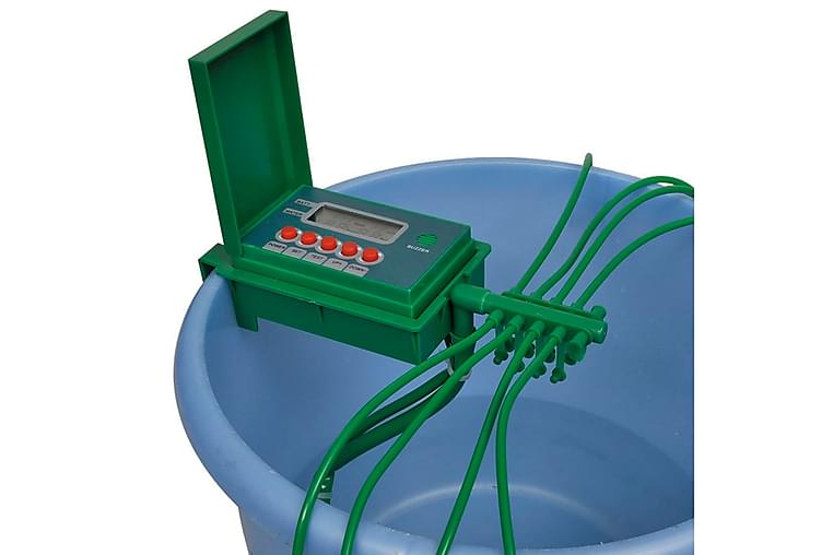Automatisk Vanningssystem Vanningstimer Irriogation Sprinkle - Hagemøbler - Solbeskyttelse - Parasoller