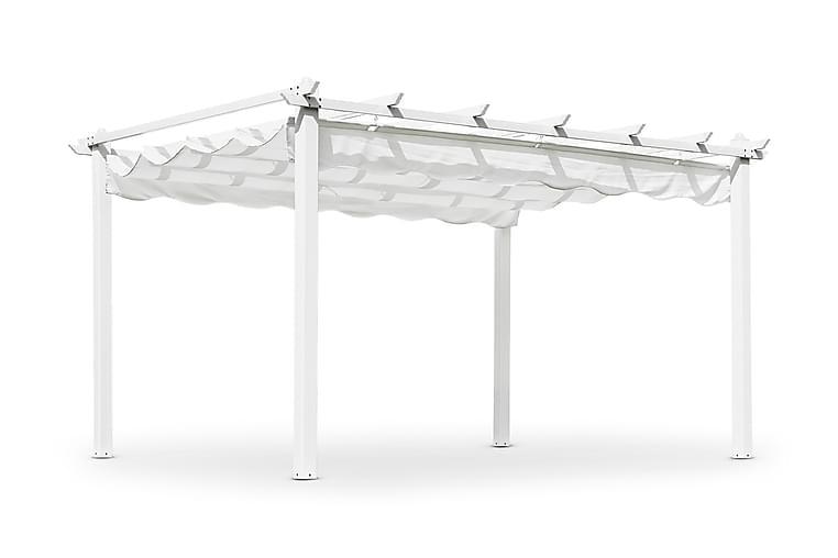 Pergolux - Paviljong 4x3 - Hagemøbler - Solbeskyttelse - Paviljonger
