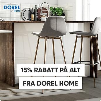 15% på alt fra Dorel Home